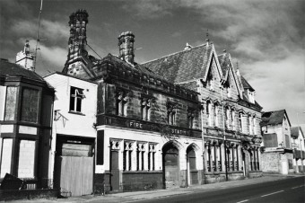 Historic Fire Station and Shipperies Pub Liverpool