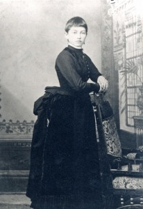 ca 1830s photo of Great-Great-Great Grandmother Mabee
