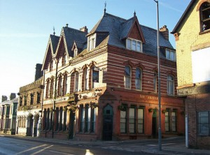 Shipperies Pub, Durning Road, Liverpool