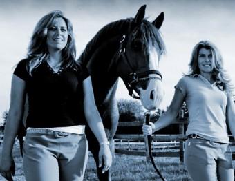 UnStable website (CMT) horse and women
