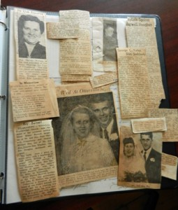 burwell-clippings family history