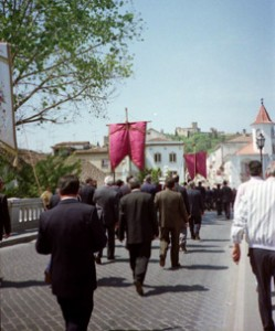 Easter Sunday Procession, Tomar