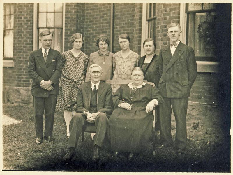 Matthias Lymburner Family