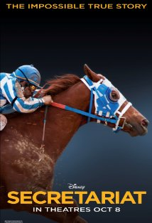 poster for movie Secretariat