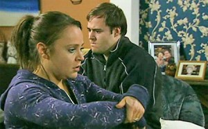 Molly telling Tyrone she is leaving him