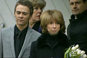 Platt family ready for Joe's funeral