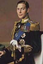 George VI portrait