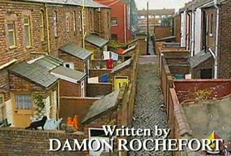 black cat in Coronation Street writer credit