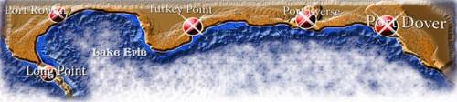 'Gold Coast' banner map