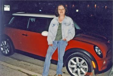 my 2002 MINI