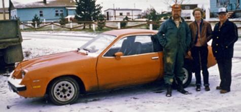 1975 Chevy Monza