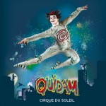 Quidam poster, from Cirque du Soleil site - circus with no animals
