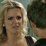 Natasha telling David off