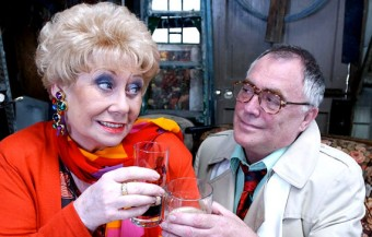 Vera and Jack Duckworth in Rovers