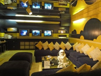 Graceland media-room