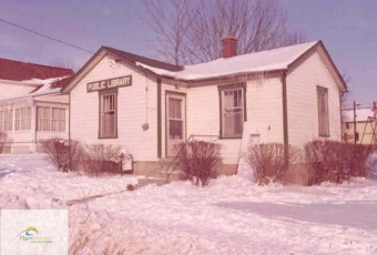 old-Belmont-Public Library-from-Elgin-Archives