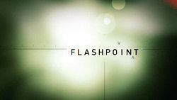Flashpoint opening title shot