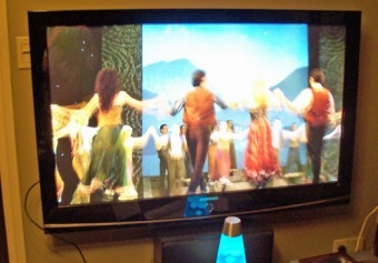 Riverdance in Beijing PBS on our tv