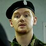 Gary telling CO I am a good soldier sir