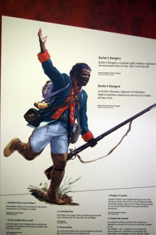 Butlers-Rangers signage at Ottawa-War-Museum