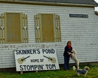 Schoolhouse at Skinner's Pond PEI