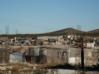 slums of Ramos Arizpe Mexico photo by Codo