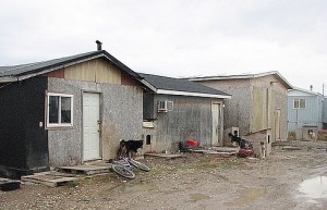 house in Attawapiskat