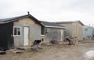 house in Attawapiskat
