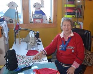 Margaret Wedge, prop. Island Petwear