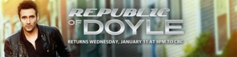 Republic of Doyle banner cbc