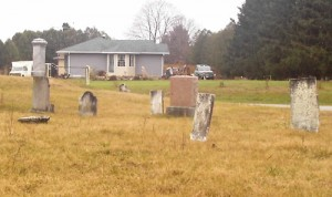 Jackson Cemetery, Norfolk County, Ontario