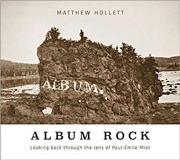 Album Rock book by Matthew Hollett