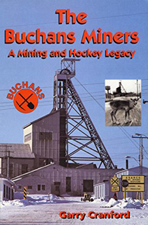 cover of The Buchans Miners