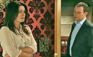 Carla breaking off engagement with Frank