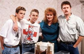 McDonald family Coronation Street 1989