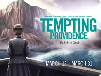 Poster for Grand Theatre's Tempting Providence