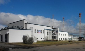 RCI building in Tantramar Marsh NB 2009