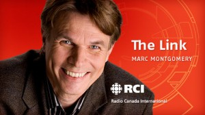 The Link RCI logo with Marc Montgomery