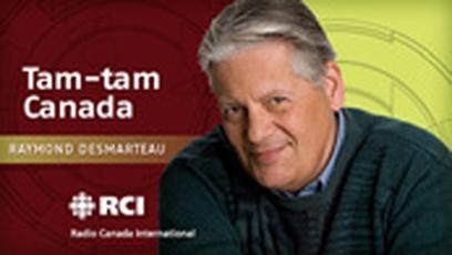 Tam-tam Canada RCI logo with Raymond Desmarteau