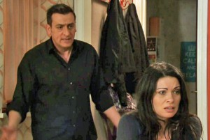 Carla explains her feelings to Peter