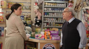 Mary telling Norris she is leaving Weatherfield