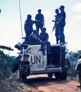 Canadian UN peacekeeping troops Rwanda 1994