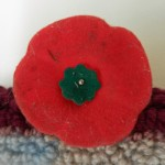 green-centred poppy
