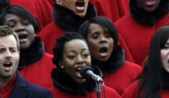 Brooklyn Tabernacle Choir Alicia Olatuja nydailynews