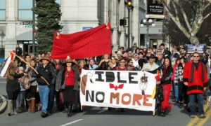 Idle no more victoria-bc-21-Dec-2012-r-a-paterson-wikicommons