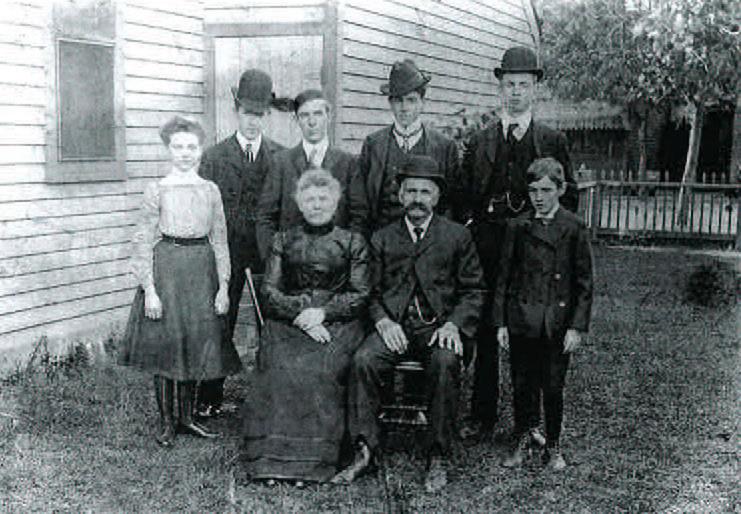 Andrew-McConkey-family