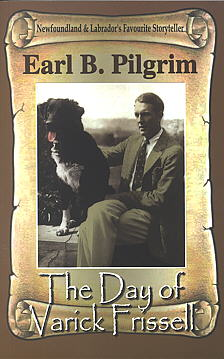 Pilgrim cover Varick Frissell and dog Cabot