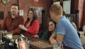 creepy people Windass-Armstrongs in Rovers