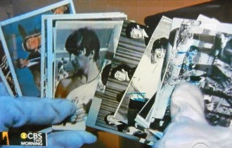 Beatles cards tv screenshot