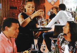 Steph-brings-champagne